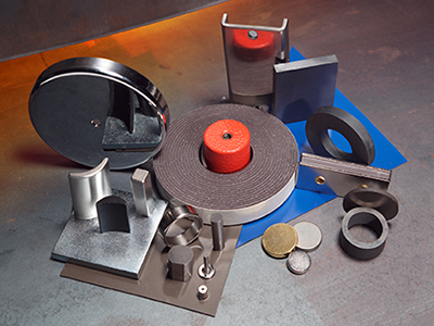 Adams offers permanent magnets and assemblies of ferrous and non-ferrous materials, large to small and everything in between.