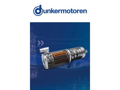 At the Automate Show in Chicago Dunkermotoren presents smart motors with integrated sensor technology, controller and Profinet as the new additional Ethernet interface for the first time.