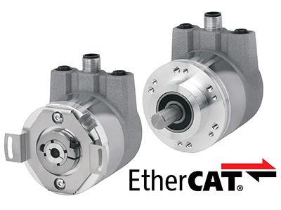EtherCAT-ready Absolute Encoders
