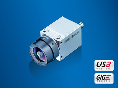 EX series is ideal for cost-oriented applications combining latest CMOS sensors with basic features and Baumer quality.