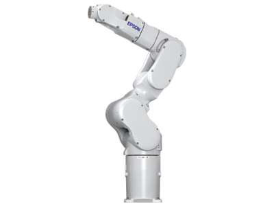 Epson's C8L 6-Axis Robot features a SlimLine design
