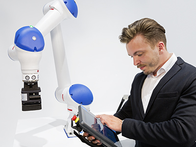 HC10DT Human Collaborative Robot<br />