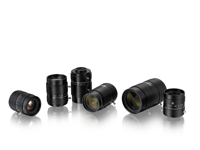 Expanded Lineup of Large Format Factory Automation Lenses