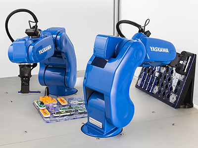 MotoMini Robot<br />