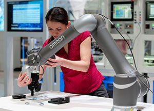 Omron's TM Series collaborative robot