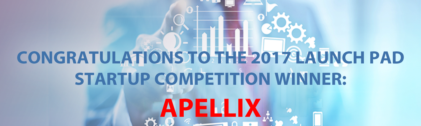 Congratulations to the 2017 Winner - Apellix