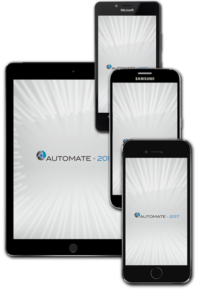Automate 2017 Mobile App
