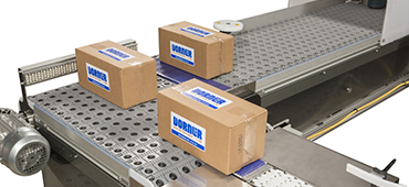 3200 Series Conveyors with Intralox Activated Roller Belt™ (ARB) Technology