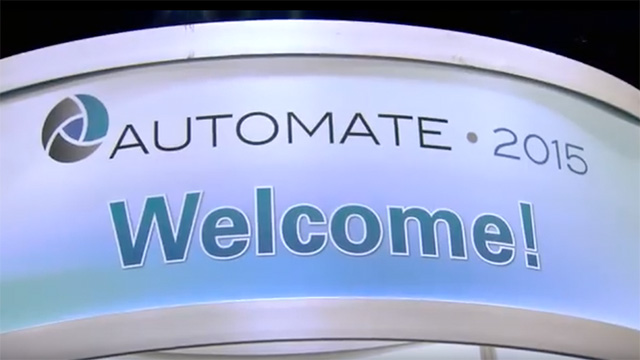 Automate 2015 Overview - Hear From Exhibitors and Attendees